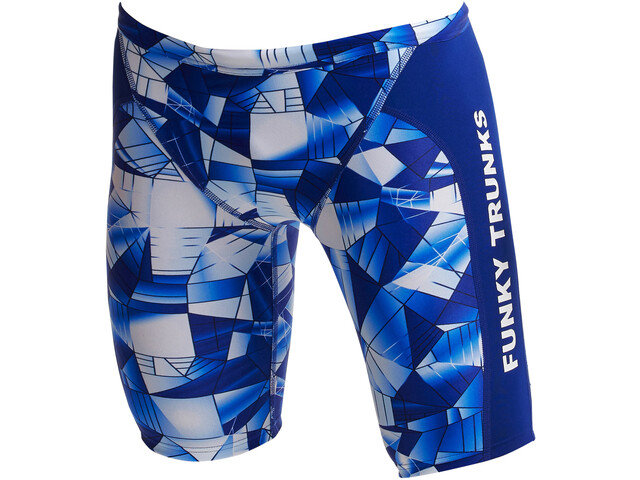 Funky Trunks Training Jammers Boys, fast glass